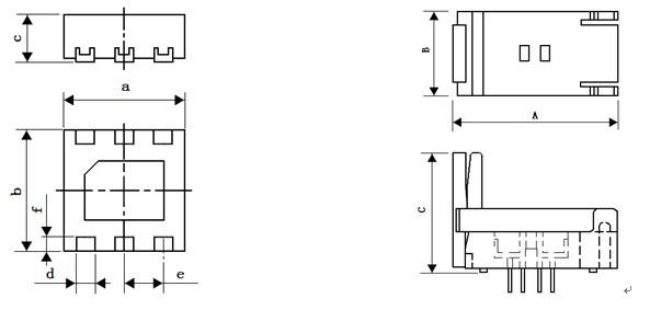 电路图中的n、l是什么意思